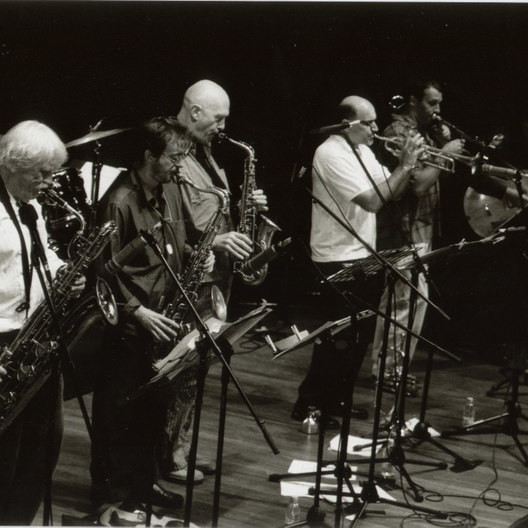 Jean-Pierre Gebler Belgian all stars live at Estoril Jazz Festival