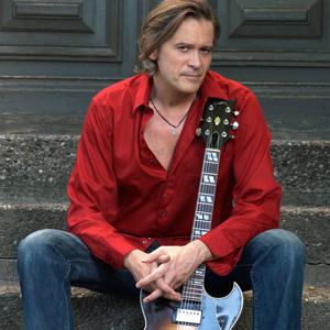 Jeanfrançois Prins belgian jazz guitarist and vocalist - GAM Music