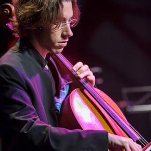 Sébastien Walnier - Belgian classical jazz cello - Gam Music