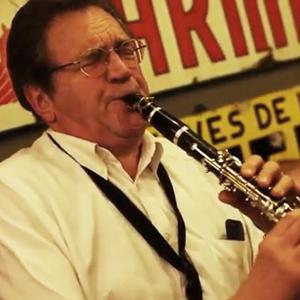 André Ronsse - belgian jazz clarinet saxophone - GAM Music