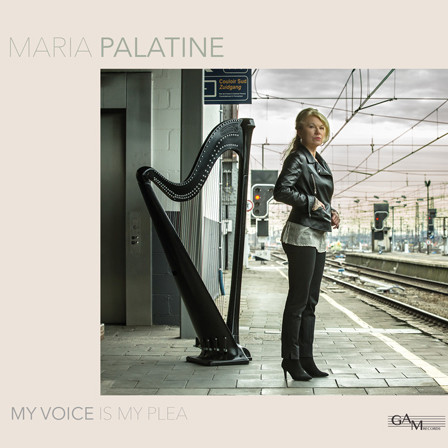 Maria Palatine Album my-voice-is-my-plea - GAM Music