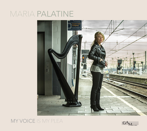 Maria Palatine Album my-voice-is-my-plea - GAM Music