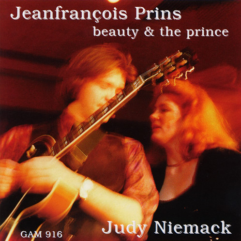 Jeanfrançois Prins - album-beauty-and-the-prince - GAM Music