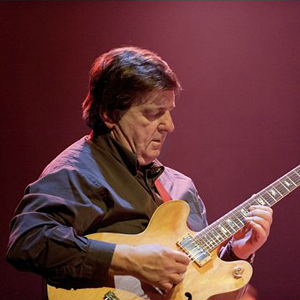 Jacques Pirotton - belgian jazz guitar teacher - GAM Music