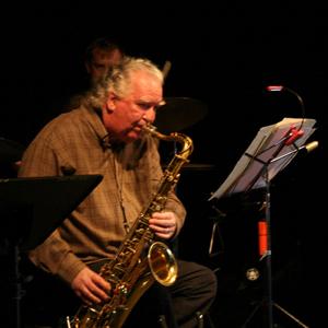 John Gross - american jazz tenor sax - GAM Music
