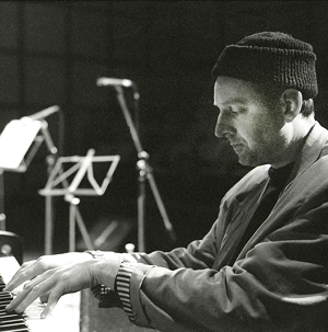 Ron Van Rossum - dutch belgian jazz pianist - GAM Music