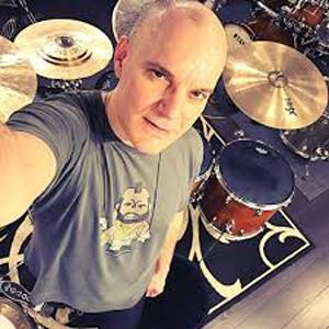 Stéphane Galland - belgian jazz drums teacher - GAM Music