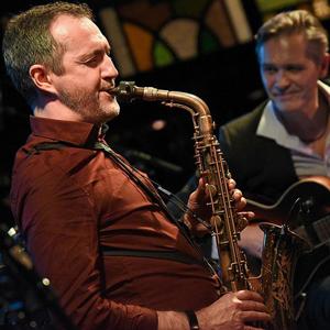Stéphane Mercier - belgian jazz saxophone flute - GAM Music