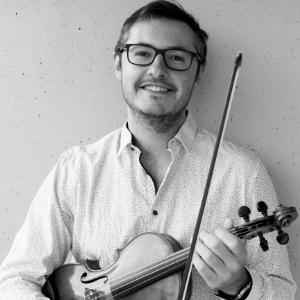 Charles Castellon - french classical jazz violin - GAM Music