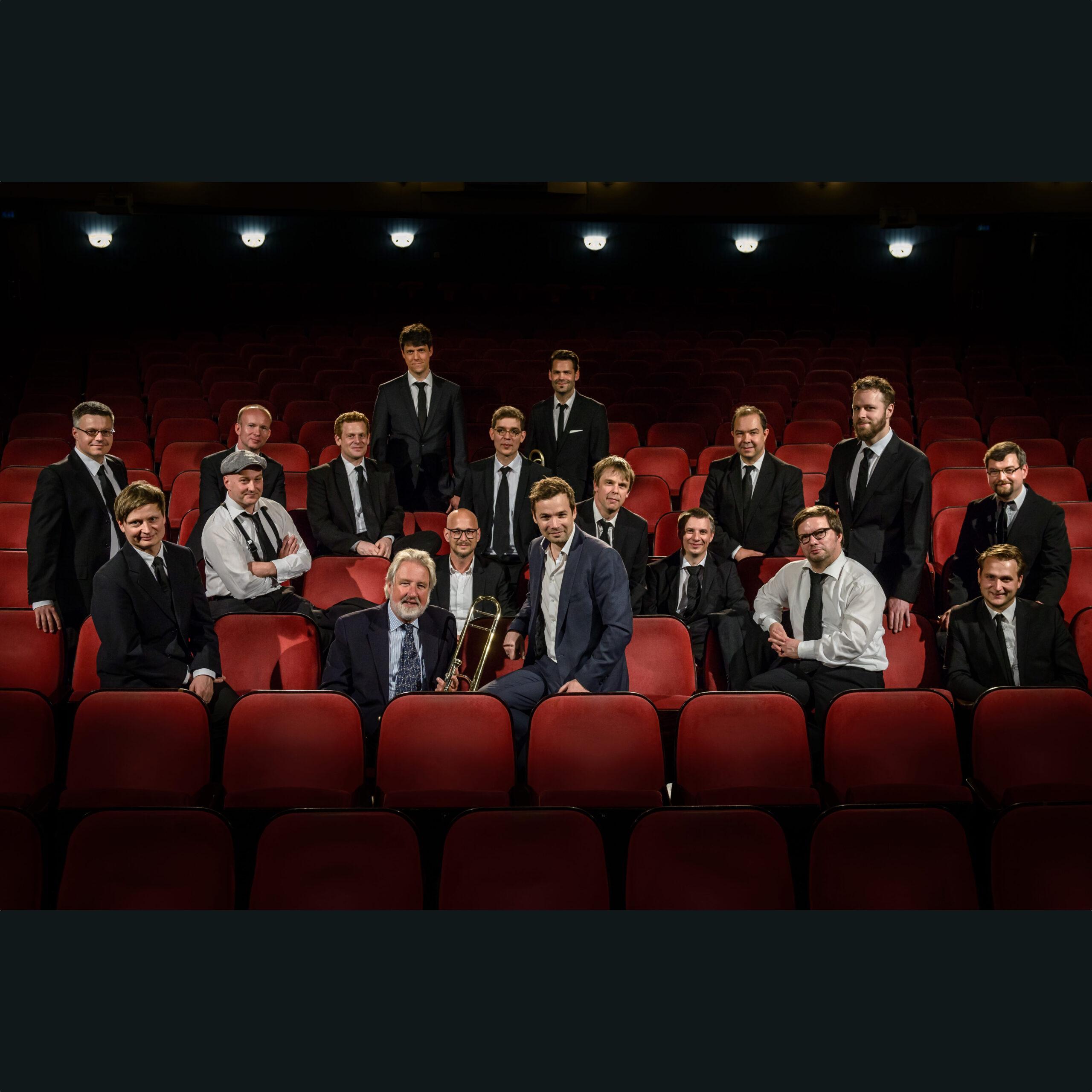 Berlin Jazz Orchestra - german jazz big band - GAM Music