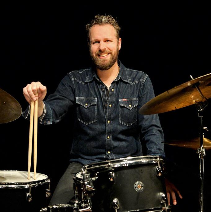 Tobias Backhaus - german jazz drums - GAM Music