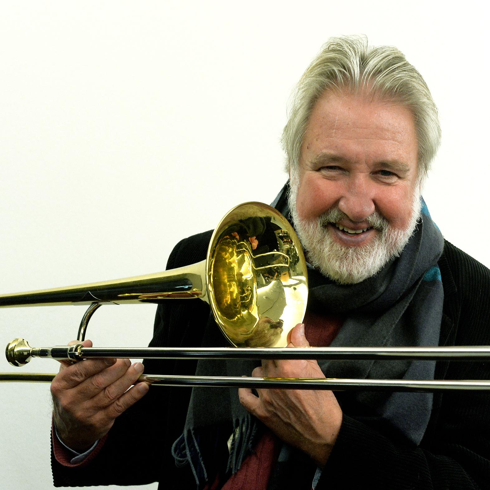 Jiggs Whigham - U.S. jazz trombone - GAM Music
